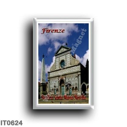 IT0624 Europe - Italy - Tuscany - Florence - Basilica Santa Maria Novella