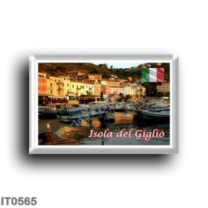 IT0565 Europe - Italy - Tuscany - Giglio Island