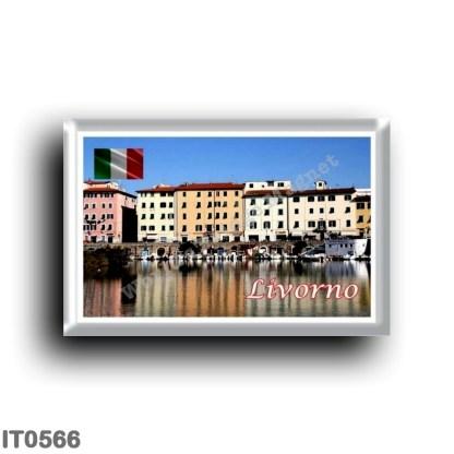 IT0566 Europe - Italy - Tuscany - Livorno - Fosso Reale