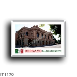 IT1170 Europe - Italy - Lombardy - Bergamo - Donizetti Theater