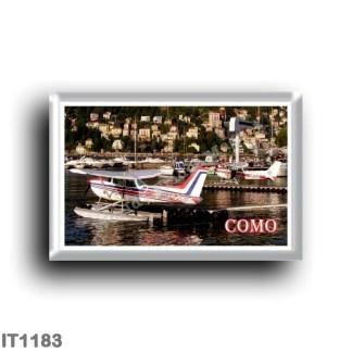 IT1183 Europe - Italy - Lombardy - Como - International seaplane base