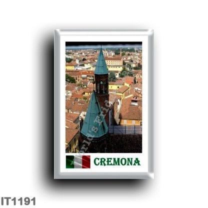 IT1191 Europe - Italy - Lombardy - Cremona