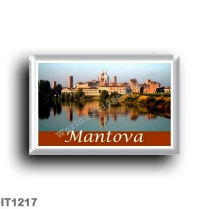 IT1217 Europe - Italy - Lombardy - Mantua