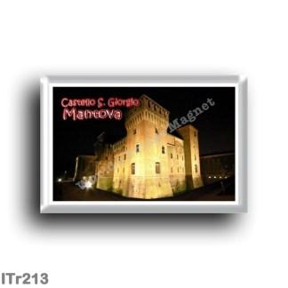 ITr213 Europe - Italy - Lombardy - Mantua - San Giorgio castle