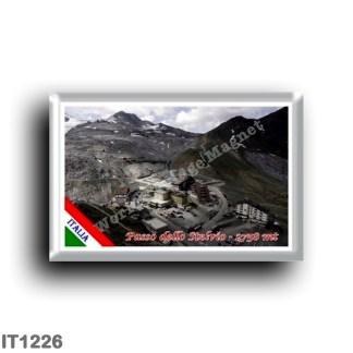 IT1226 Europe - Italy - Lombardy - Stelvio Pass (SO)