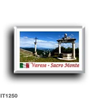 IT1250 Europe - Italy - Lombardy - Varese - Sacro Monte