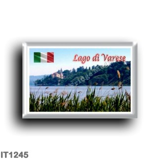 IT1245 Europe - Italy - Lombardy - Varese - The lake