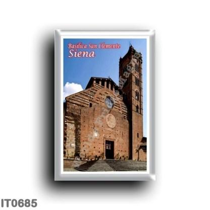 IT0685 Europe - Italy - Tuscany - Siena - Basilica San Clemente