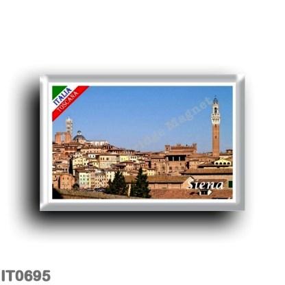 IT0695 Europe - Italy - Tuscany - Siena - Panorama