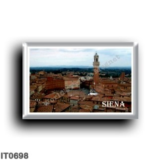 IT0698 Europe - Italy - Tuscany - Siena - Panorama