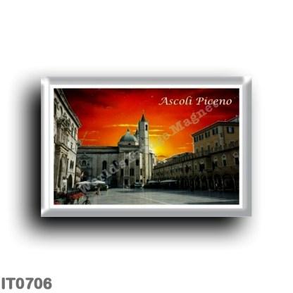 IT0706 Europe - Italy - Marche - Ascoli Piceno