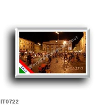 IT0722 Europe - Italy - Marche - Pesaro