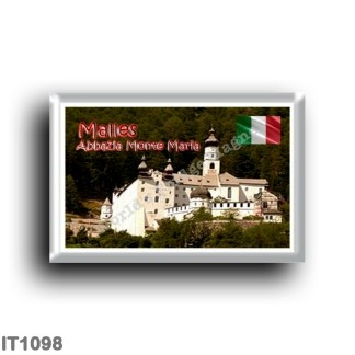 IT1098 Europe - Italy - Trentino Alto Adige - Malles - Abbey of Monte Maria