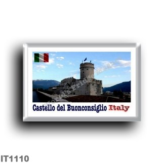 IT1110 Europe - Italy - Trentino Alto Adige - Buonconsiglio Castle