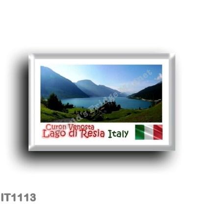 IT1113 Europe - Italy - Trentino Alto Adige - Curon Venosta - Lake Resia