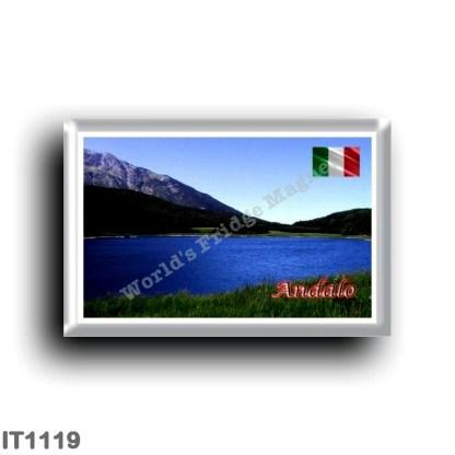IT1119 Europe - Italy - Trentino Alto Adige - Lake Andalo