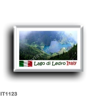 IT1123 Europe - Italy - Trentino Alto Adige - Ledro - Lake