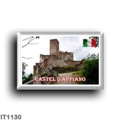 IT1130 Europe - Italy - Trentino Alto Adige - Missiano - Castel d'Appiano