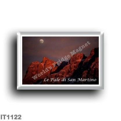 IT1122 Europe - Italy - Trentino Alto Adige - The Pale di San Martino