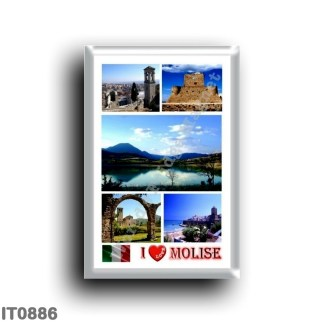 IT0886 Europe - Italy - Molise - I Love