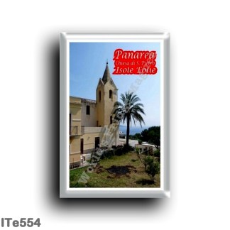ITe554 Europe - Italy - Aeolian Islands - Panarea - Church of San Pietro