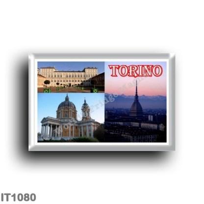 IT1080 Europe - Italy - Piedmont - Turin - Mosaic
