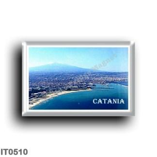 IT0510 Europe - Italy - Sicily - Catania Sea - Etna