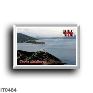 IT0464 Europe - Italy - Sardinia - Alghero - Riviera del Corallo - Torre del Buru