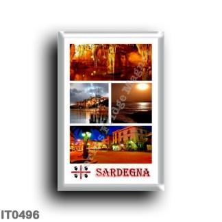IT0496 Europe - Italy - Sardinia - Mosaic