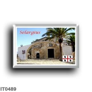 IT0489 Europe - Italy - Sardinia - Selargius - San Lussorio