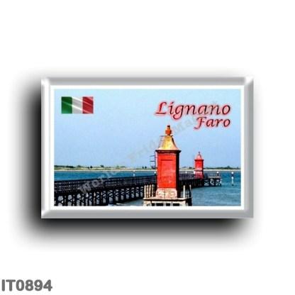 IT0894 Europe - Italy - Friuli Venezia Giulia - Lignano - Faro