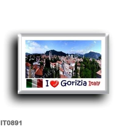 IT0891 Europe - Italy - Friuli Venezia Giulia - Gorizia - I Love