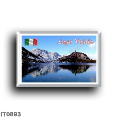 IT0893 Europe - Italy - Friuli Venezia Giulia - Lake Volaia