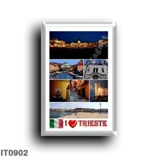 IT0902 Europe - Italy - Friuli Venezia Giulia - Trieste - Mosaic