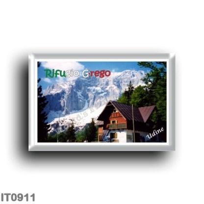 IT0911 Europe - Italy - Friuli Venezia Giulia - Udine - Grego Refuge