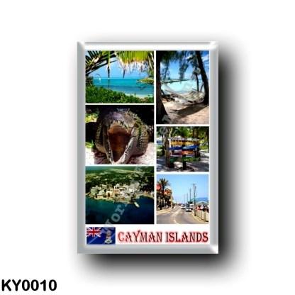 KY0010 America - Cayman Islands - Mosaic