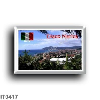 IT0417 Europe - Italy - Liguria - Diano Marina
