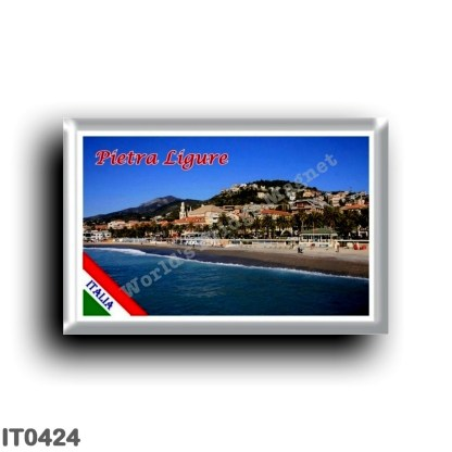 IT0424 Europe - Italy - Liguria - Pietra Ligure