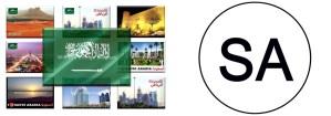 SA - Saudi Arabia