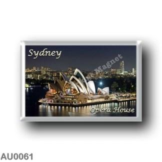 AU0061 Oceania - Australia - Sydney - Opéra