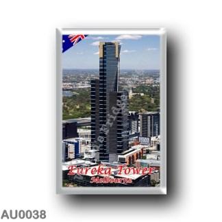 AU0038 Oceania - Australia - Melbourne - Eureka Tower