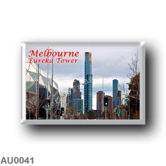 AU0041 Oceania - Australia - Melbourne - Eureka Tower