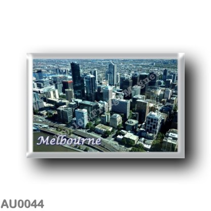 AU0044 Oceania - Australia - Melbourne - View