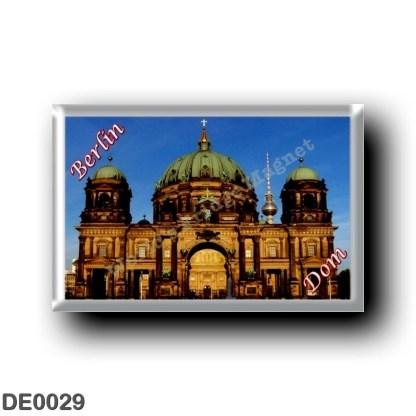 DE0029 Europe - Germany - Berlin - Berliner Dom