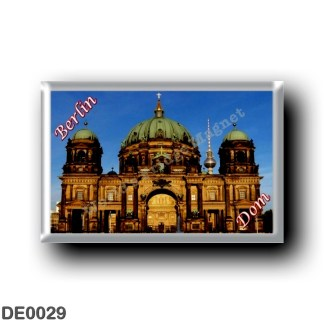 DE0029 Europe - Germany - Berlin - Berliner Dom