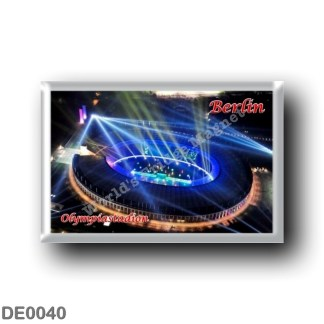 DE0040 Europe - Germany - Berlin - Olympiastadion