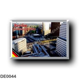 DE0044 Europe - Germany - Berlin - Potsdamer Platz