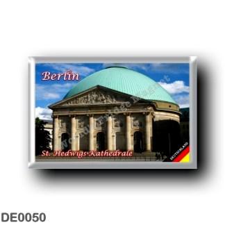 DE0050 Europe - Germany - Berlin - St. Hedwigs-Kathedrale
