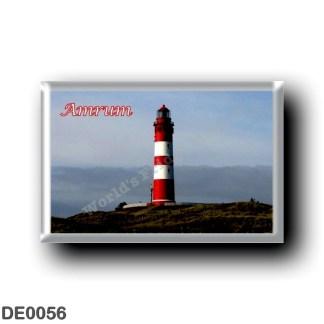 DE0056 Europe - Germany - Friesische Inseln - Frisian Islands - Amrum - lighthouse