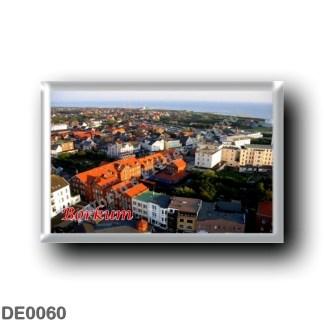 DE0060 Europe - Germany - Friesische Inseln - Frisian Islands - Borkum - shore